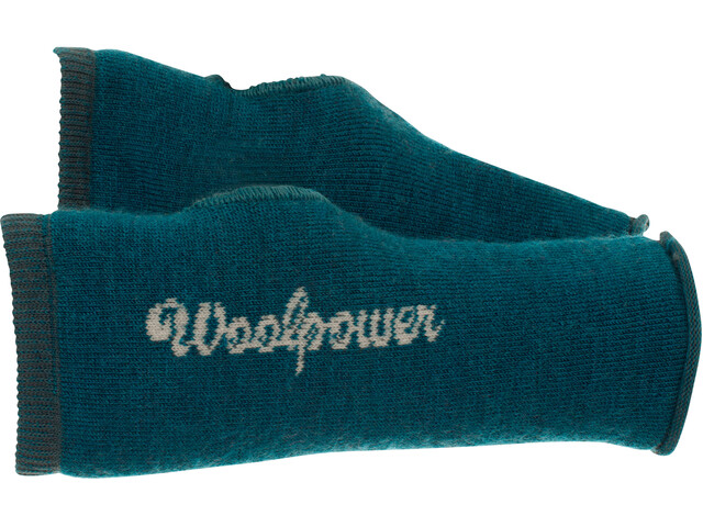 Woolpower 200 warmers petrol